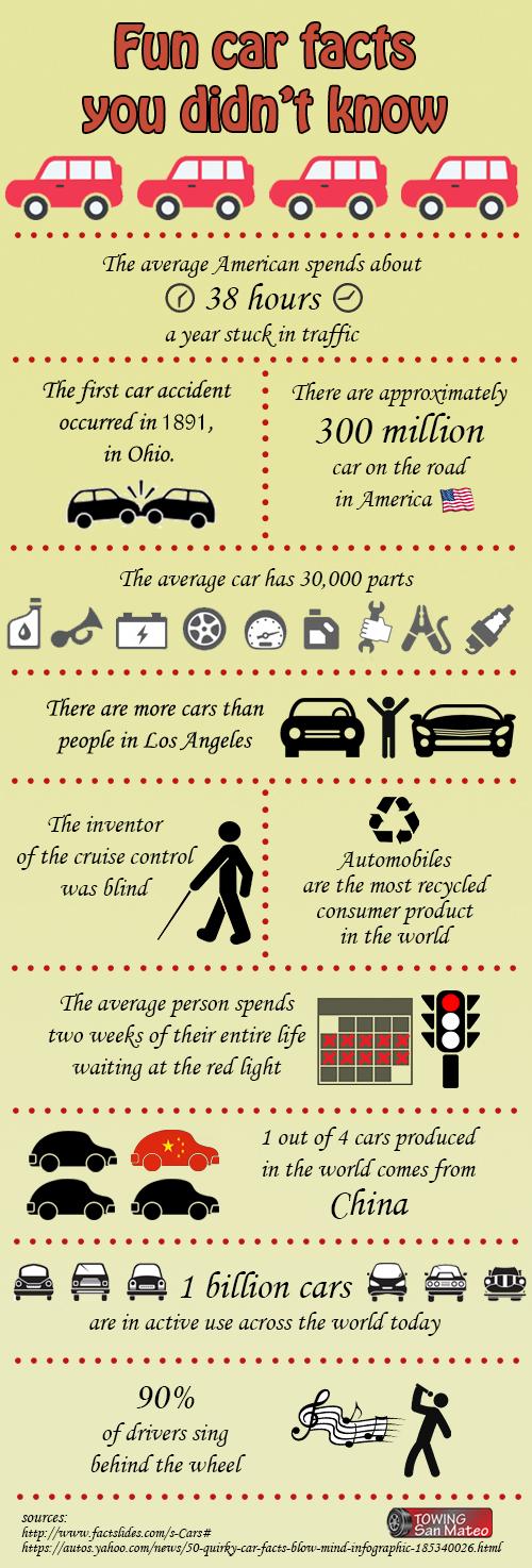 car-fact-infografic